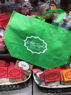 AUNT CAROLS GOURMET DIP TOTE BAG